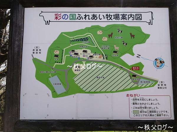 彩の国ふれあい牧場(秩父高原牧場)
